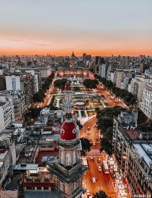 Mejores free tour de Buenos Aires, centro histórico