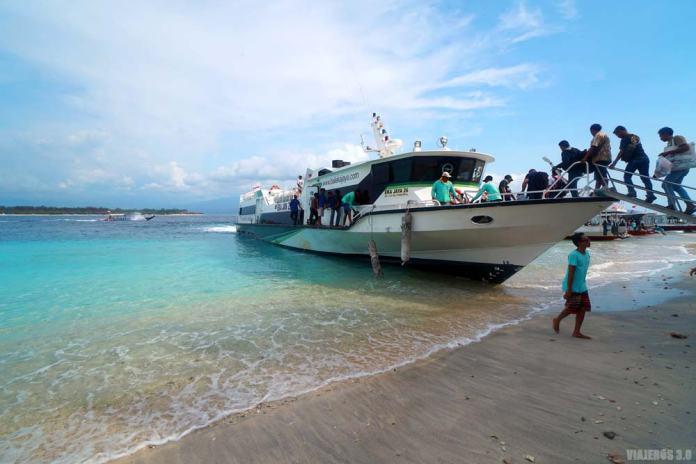 Cómo ir de Bali a Islas Gili