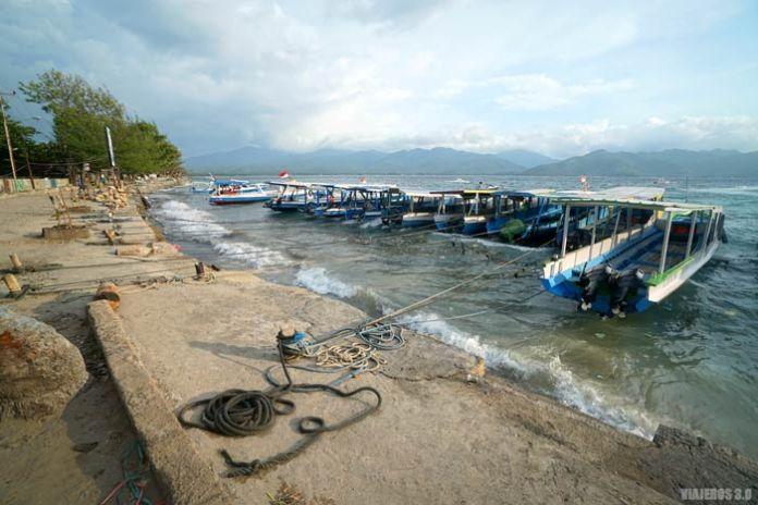 Cómo ir de Bali a islas Gili.