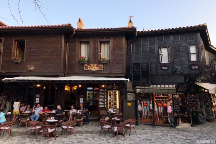 Arquitectura renacentista en Nessebar.