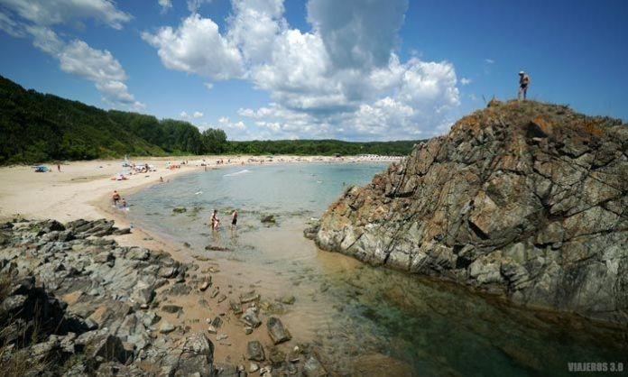 Silistar Beach, las mejores playas de Bulgaria