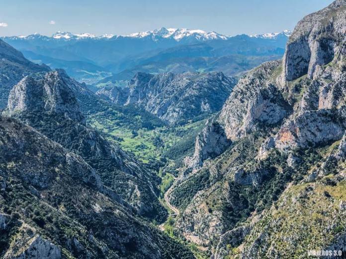 Qué ver en Picos de Europa, el Desfiladero de la Hermida