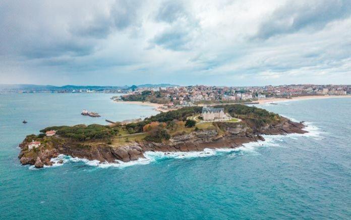 La península de La Magdalena, escapada por Santander