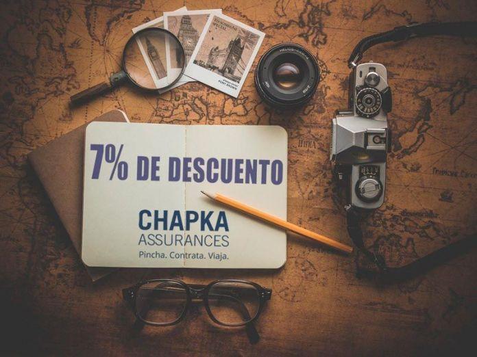 Seguros Chapka, descuento y opiniones