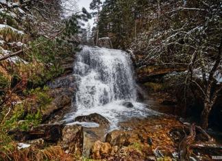 Ruta de las cascadas de Covaleda en Soria