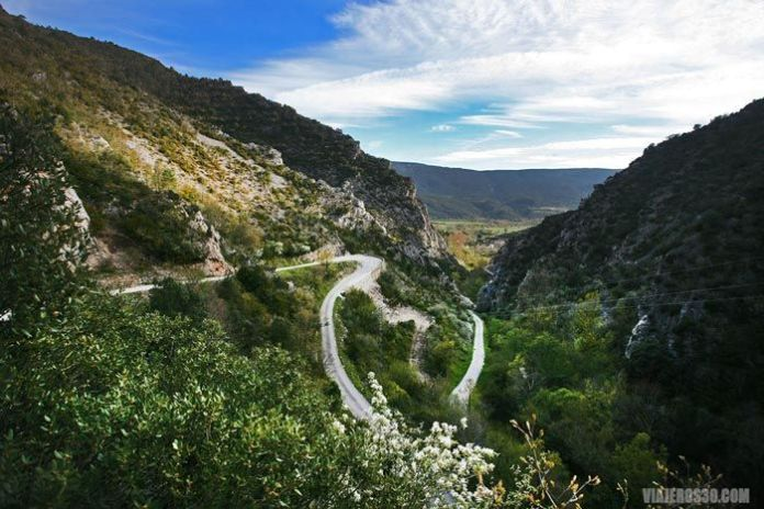 Valle de Valdivielso, Sierra de Tesla, Burgos