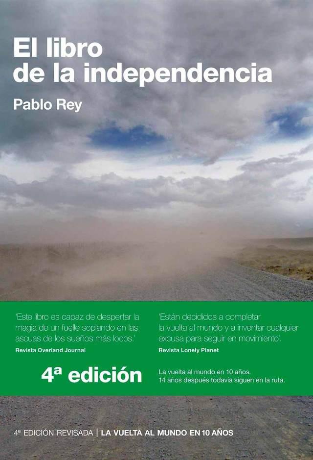 El Libro de la Independencia con franja verde