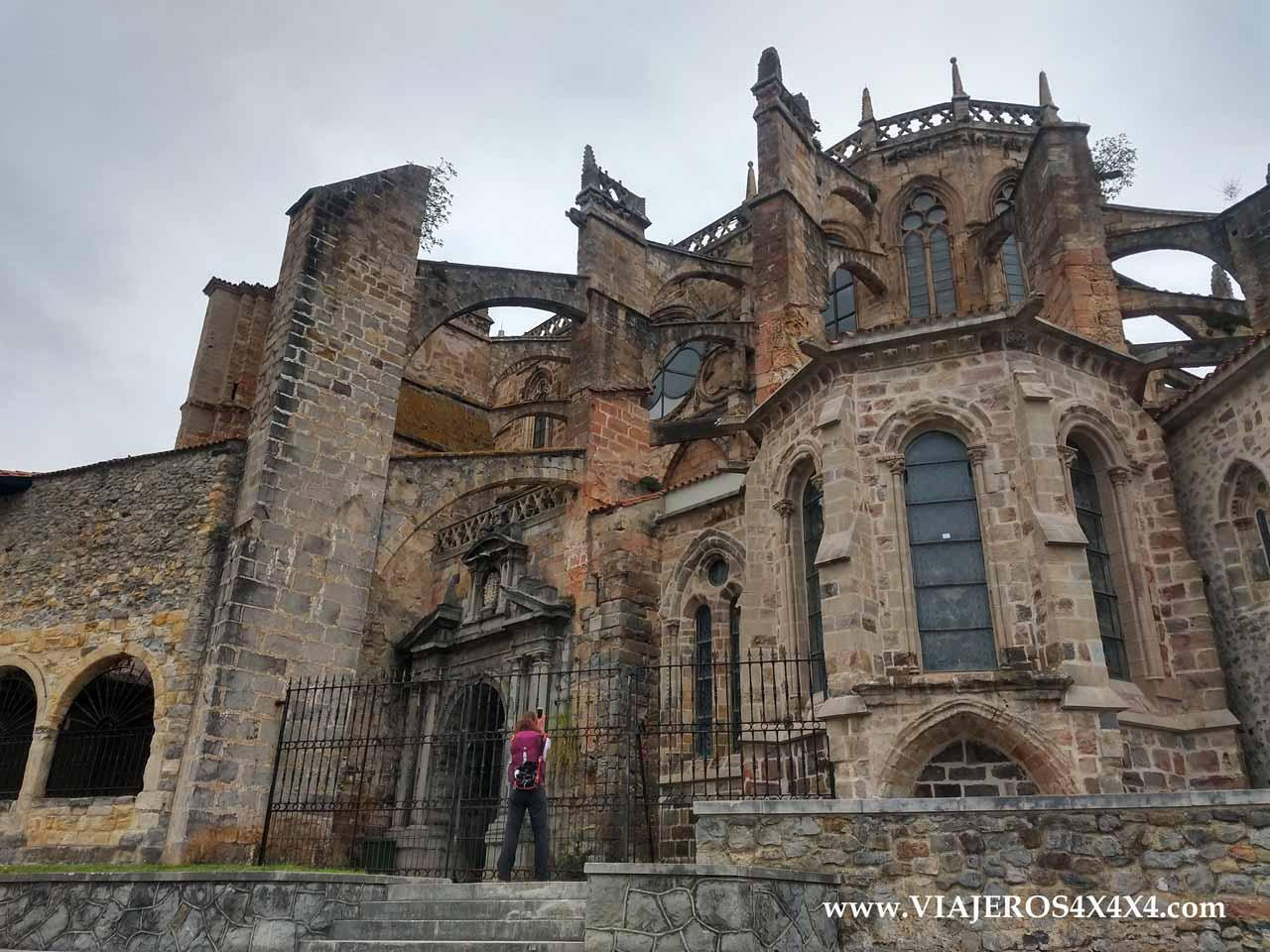 Iglesia en Castro Urdiales, Cantabria