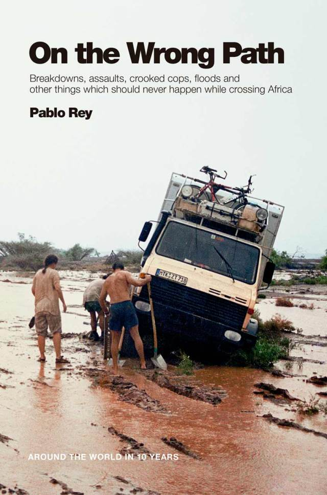 On the Wrong Path, Pablo Rey
