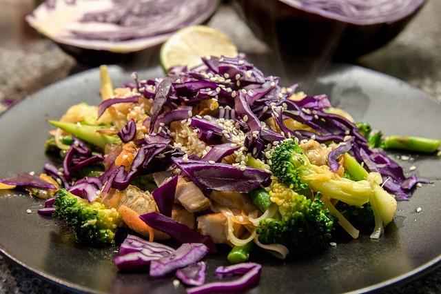 comida tailandesa sana