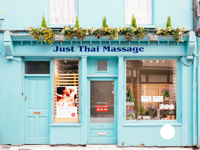 spa masaje thai