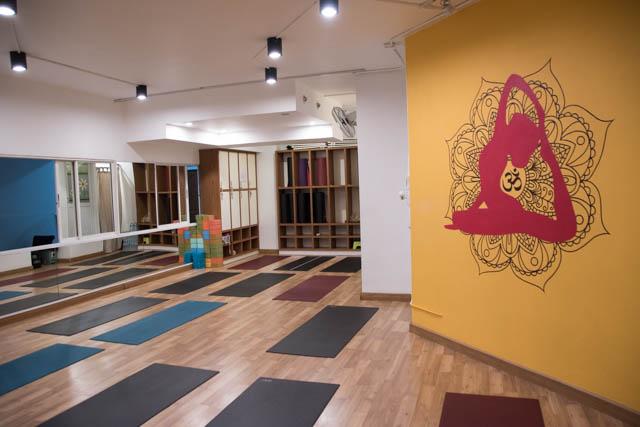 ananda yoga Chiang Mai - Nimman