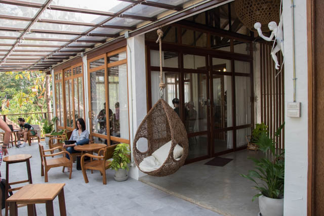 Coco Kala Chiang Mai hamacas