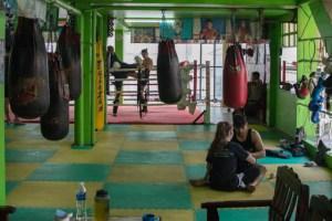 SIT THAHARNAEK MUAY THAI GYM gimnasio