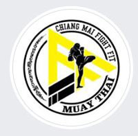 logo CHIANG MAI FIGHT FIT MUAY THAI