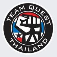 logo TEAM QUEST THAILAND MUAY THAI