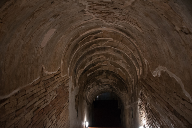templo de los tuneles chiang mai