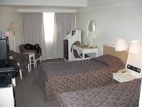 Dónde dormir y alojamiento en Chiang Mai (Tailandia) - Hotel Pornping Tower. ViajerosAlBlog.com
