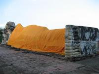 Día 5: Tailandia ( Ayutthaya: Wats y Templos Phra Mahathat, Phra Ram, Mongkhon Bophit, Phra Si Sanphet, Chai Wattanaram, Phu Khow Thong, etc. Bangkok: Patpong, Chinatown, etc).