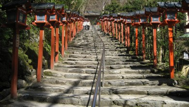 Día 3: Japón (Monte Kurama: Santuario Kibune, Templo Kurama y Onsen. Osaka: Nipponbashi con Den Den Town, Namba con Dotonbori y Puente Ebisu, Amerikamura, etc). ViajerosAlBlog.com