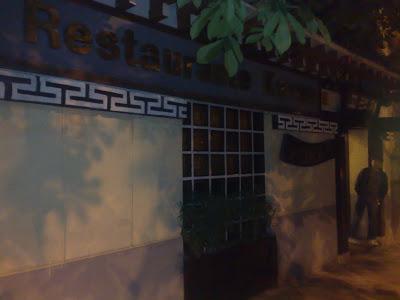 Dónde comer y gastronomía en Madrid (España) - Restaurante coreano Korea. ViajerosAlBlog.com