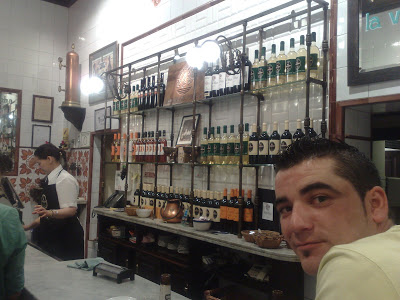 Ruta de la Tapa de Madrid, 15-19 y 22-26 de Junio de 2009. Tapeo y cañeo.