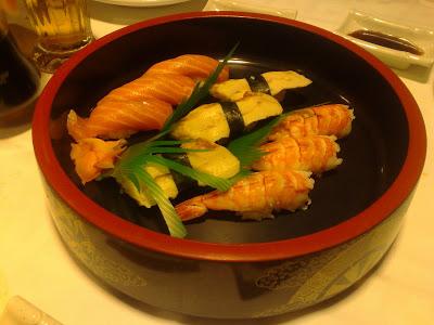 Dónde comer y gastronomía en Madrid (España) - Restaurante japonés Dai-kichi.