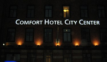 Photo of Dónde dormir y alojamiento en Gotemburgo (Suecia) – Comfort Hotel City Center.