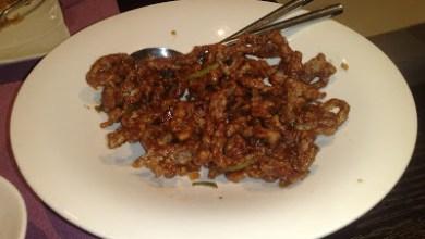 Dónde comer y gastronomía en Madrid (España) - Restaurante asiático Asian Lounge. ViajerosAlBlog.com