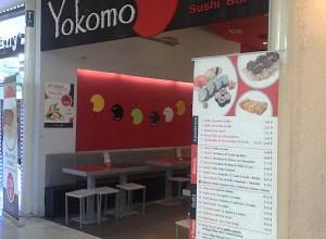Dónde comer y gastronomía en Madrid (España) - Restaurante japonés Yokomo. ViajerosAlBlog.com