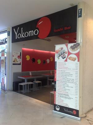 Dónde comer y gastronomía en Madrid (España) - Restaurante japonés Yokomo.