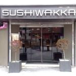 Dónde comer y gastronomía en Madrid (España) - Restaurante japonés Sushiwakka. ViajerosAlBlog.com
