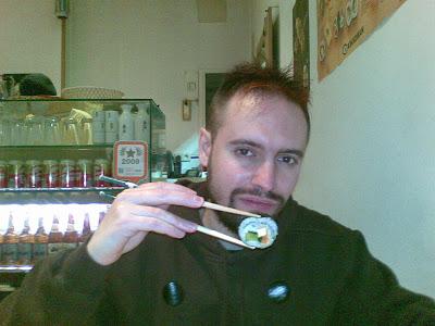 Dónde comer y gastronomía en Madrid (España) - Restaurante coreano Mashita.