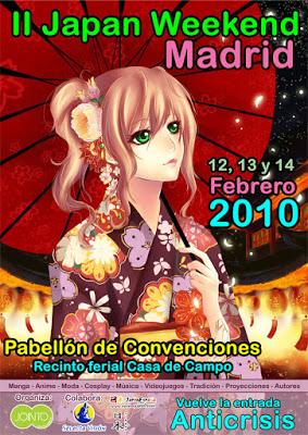 II Japan Weekend Madrid. ViajerosAlBlog.com