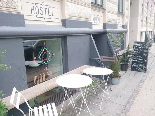 Dónde dormir y alojamiento en Copenhague (Dinamarca) - Woodah Hostel. ViajerosAlBlog.com