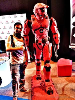 Feria del videojuego Madrid Games Week 2013.