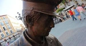 Estatuas urbanas de Madrid. ViajerosAlBlog.com