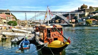 Photo of Vino de Oporto y Vila Nova de Gaia: bodegas, rabelos, teleférico, Puente Don Luis I, y visita a Bodega Ferreira.