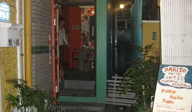 Photo of Dónde comer y gastronomía en Seúl (Corea de Sur) – Taberna española Pakito.
