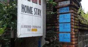 Dónde dormir y alojamiento en Ubud (Indonesia) - Jati Home Stay. ViajerosAlBlog.com