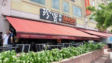 Dónde comer chilli crab, y gastronomía en Singapur (Singapur) - Restaurante singapurense Jumbo Seafood @ Riverside. ViajerosAlBlog.com