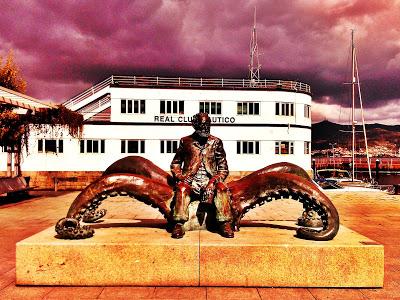 Exposición Julio Verne: los límites de la imaginación. Espacio Fundación Edificio Telefónica Madrid. ViajerosAlBlog.com