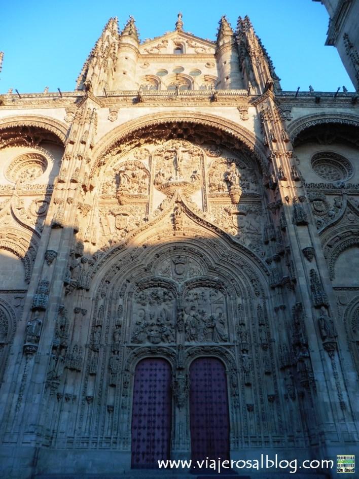 Catedrales de España visitadas.