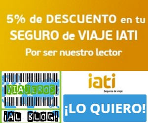 5% de descuento en tu seguro de viajes por ser lector de ViajerosAlBlog.com