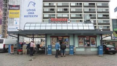 Photo of Dónde comer y gastronomía en Turku (Finlandia) – Hamburguesería Hesburger.