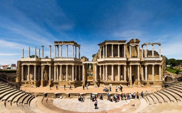 merida teatro romano photo
