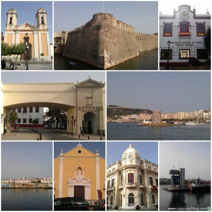Ceuta_Collage_ViajerosAlBlog
