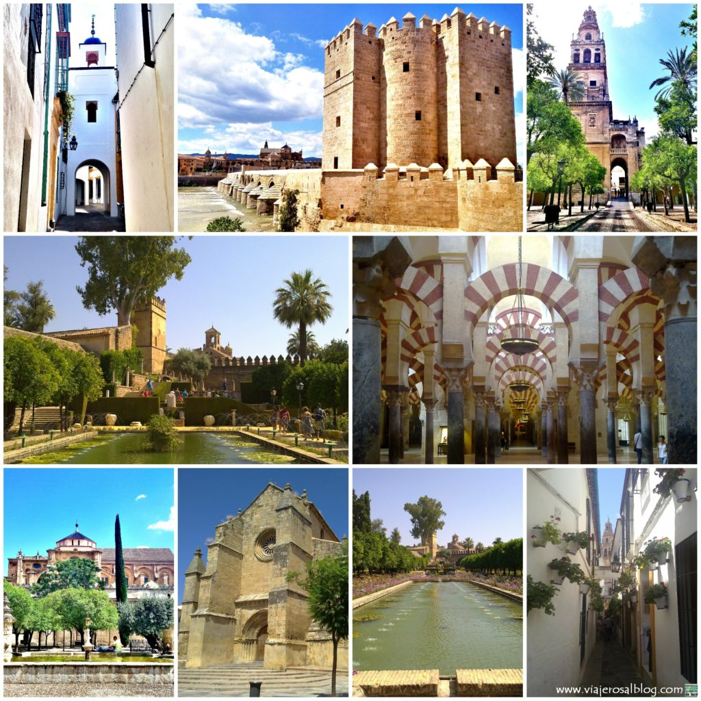 Cordoba_Collage_ViajerosAlBlog