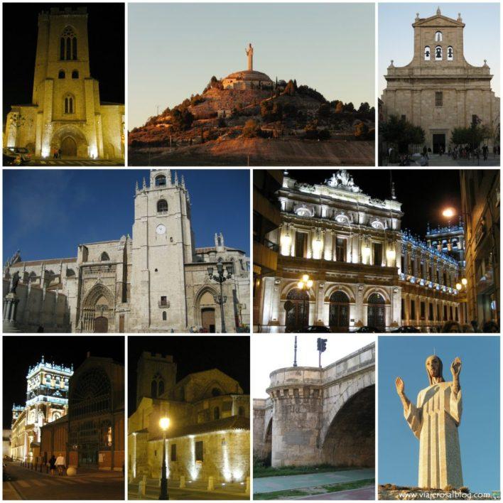 Palencia_Collage_ViajerosAlBlog