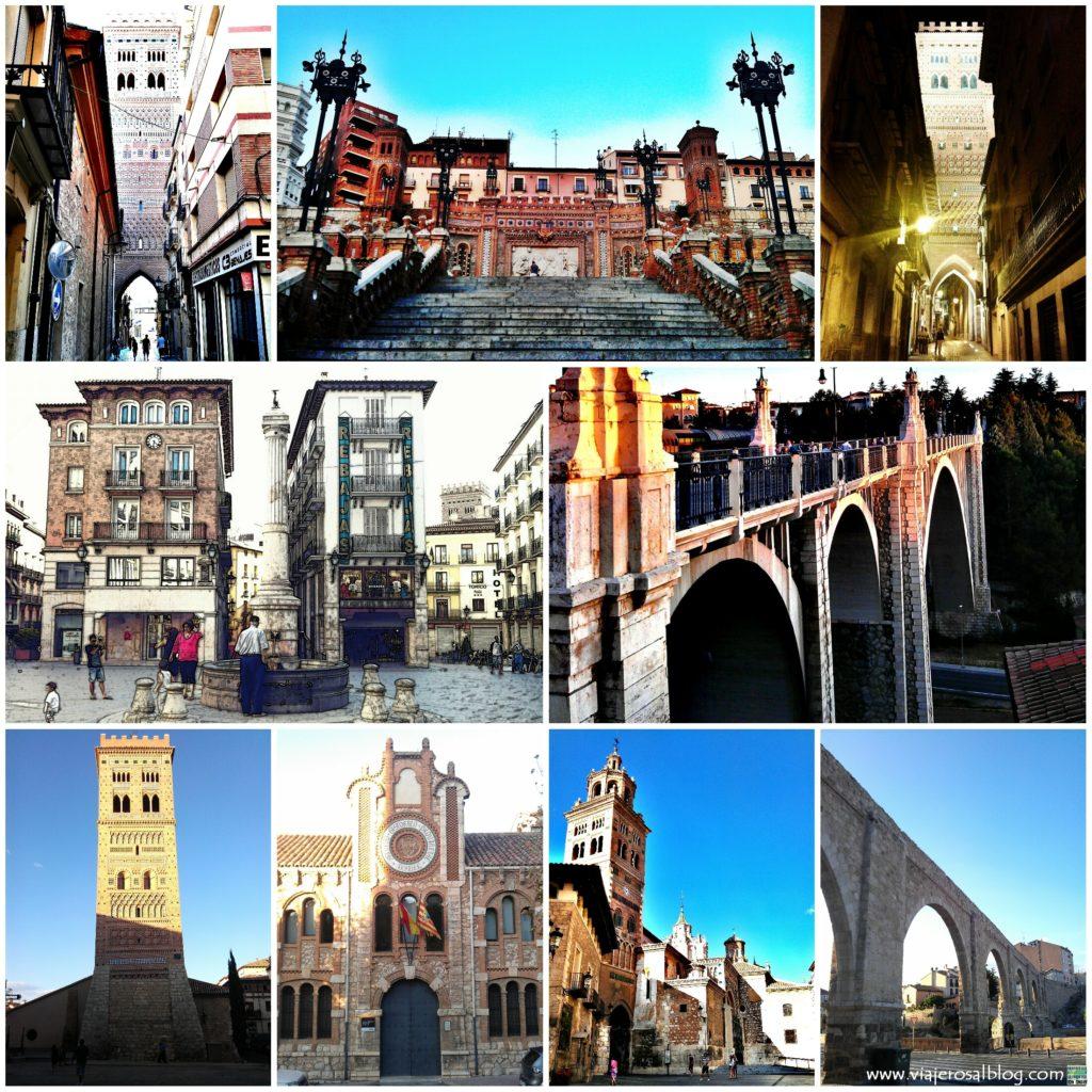 Teruel_Collage_ViajerosAlBlog